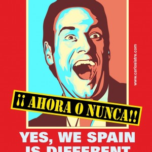 Yes, We Spain - Carlos Latre
